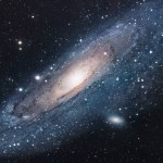 M31: mosaico da galáxia de Andrômeda por Robert Gendler