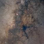 O centro galáctico e seus objetos cósmicos por Jaime Fernandez