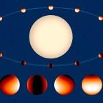 WASP 43b tem seus segredos atmosféricos revelados pelo Hubble