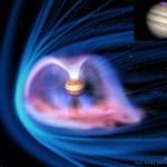 Auroras e a magnetosfera de Júpiter