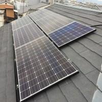 京都府城陽市 太陽光発電設置工事
