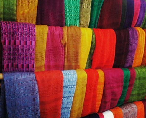 Mayan Weavers Designs