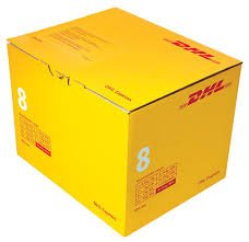 DHL Express Box 4