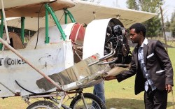 Meet the young Ethiopian who built his own plane from scratch, using second-hand parts and YouTu ...