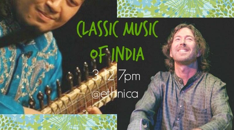 TyBurhoe KeiNakamura India music concert