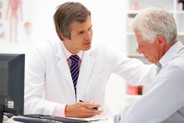 counseling the patient
