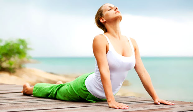 healthy yogic exercises