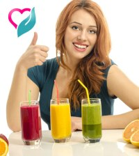 juices for skin