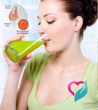 gout juices