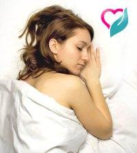 sleeping head direction