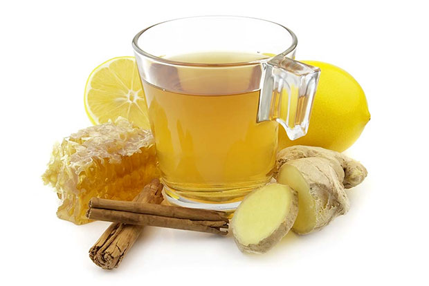 ginger juice for periods