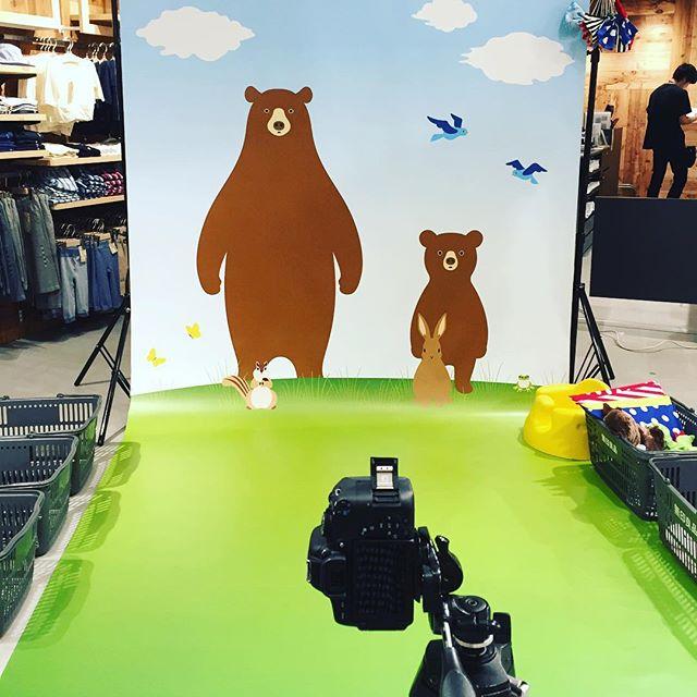 今日は仙台にきています!無印良品仙台ロフト店で子ども写真撮影&プリント体験会を開催します。お気軽に遊びにきてくださいね!#たのしいカメラ学校  #写真教室  #masacova #無印良品