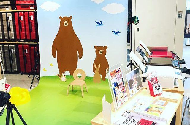 本日10時から無印良品二子玉川店で、人気ワークショップこども写真撮影会を開催!最後にA4サイズに引き伸ばしたプリントをプレゼントしますよ。お店で先着順です。無料なのでお気軽にぜひ〜! #たのしいカメラ学校 #写真教室 #masacova #無印良品二子玉川 #pixus