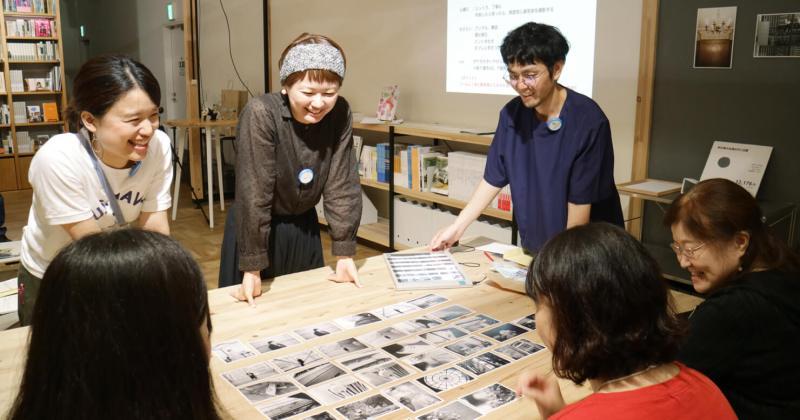 6/24(土)無印良品 有楽町「はじめてのフィルム一眼レフカメラ」講座 第2回を開催しました!