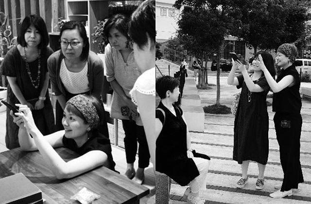 先日祇園祭の宵山と知らずに大阪→京都に撮影へ。やけに混んでるなと思ったら、、、見れなくて残念いつか写真を撮りに行ってみたいです🎞・・・連休2日目は、無印良品川崎ラゾーナ店で「たのしいカメラ学校」でした母娘で参加してくれた参加者さんもいて、嬉しかったな〜️大人になってから、お母さんと一緒になにかするのってステキですよね講座には、ぜひお母様も誘って頂くのをオススメします👭・・・講座情報はHPをチェックしてみてください!#たのしいカメラ学校 #写真教室 #母娘 #一生に一度は行ってみたい場所