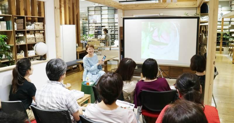 9/9(日)無印良品 ラゾーナ川崎「初心者のためのiPhoneカメラ教室」を開催しました!