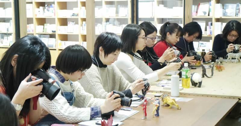 2/24(土)無印良品 有楽町「デジタル一眼カメラ初級講座」第2回を開催しました!