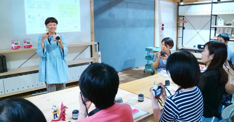 9/22(土)無印良品 有楽町 『カメラ1年生』出版記念「入門者向けデジタル一眼講座」を開催しました!