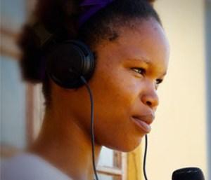 Yolanda, imagen del Día Mundial de la Radio / UNESCO