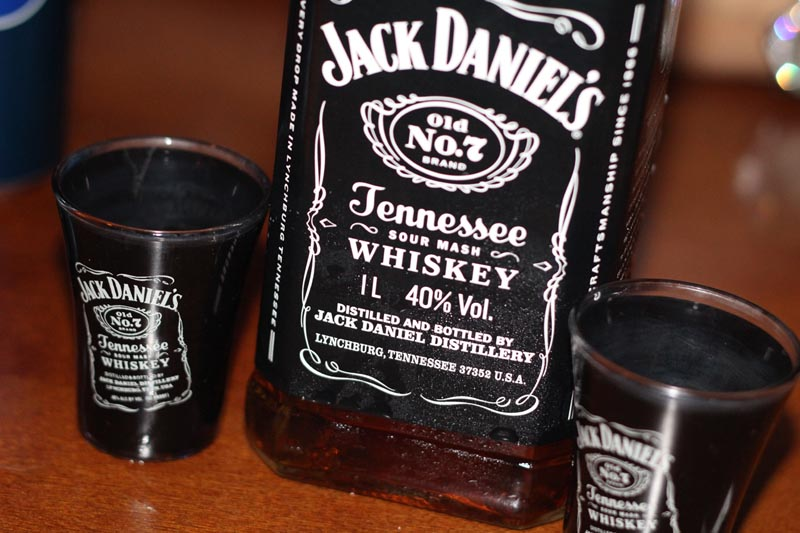 Jack Daniel's Iced Shot
