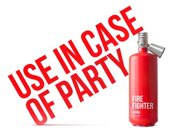 FIRE FIGHTER vodka (1)
