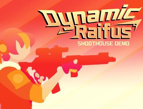 Dynamic Raifus: Shoothouse Demo