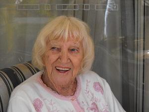 Nell van de Graaff, author, We Survived