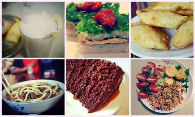 Instagram picture food