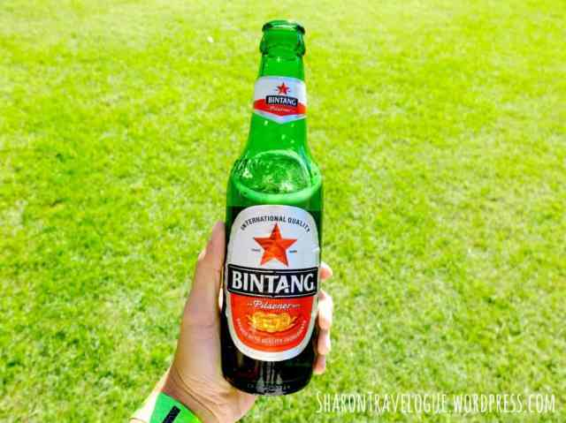 Sharon Loh - Bintang Beer