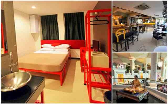 Lub-d Hostels, Bangkok, Thailand