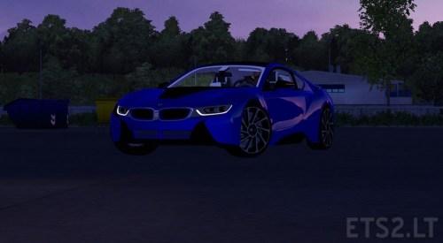 Αποτέλεσμα εικόνας για ets2 BMW i8 v1.26