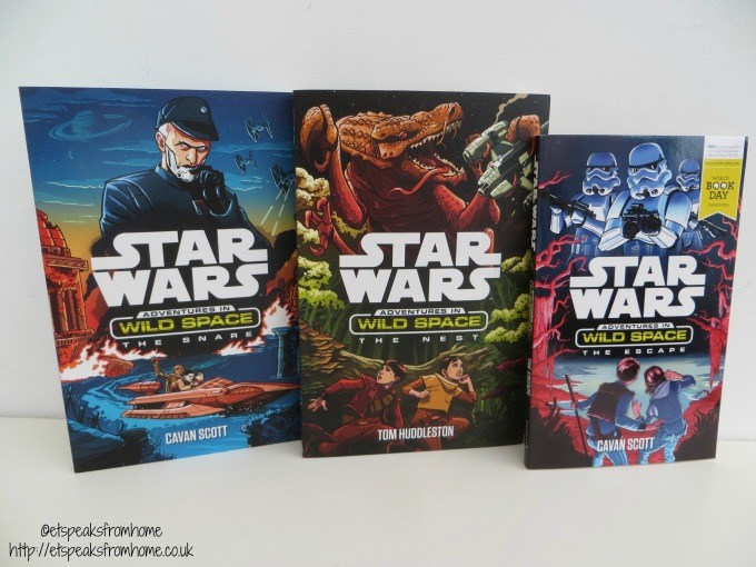 star wars wild space egmont book