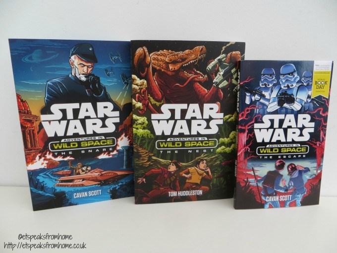 star wars wild space egmont book