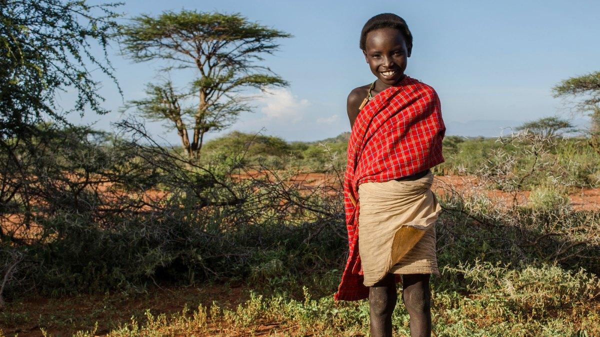 Two years among the Samburu