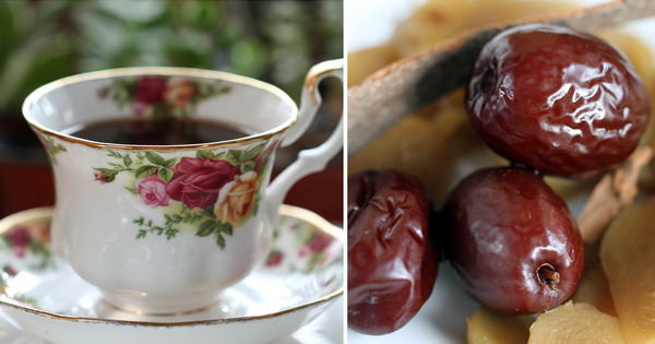 korean_ginger_jujube_tea_recipe