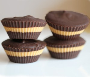 No-Bake Reese's Peanut Butter Cups Recipe