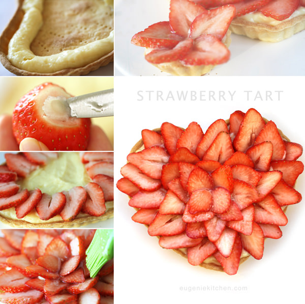 French Strawberry Tart Recipe