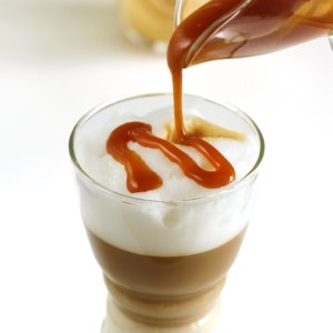 Caramel Macchiato at Home