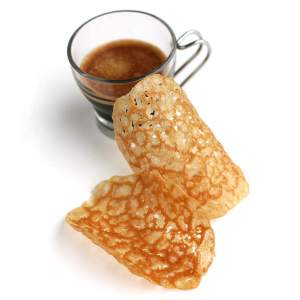 Coffee Tuiles Recipe – Crisp French Wafers