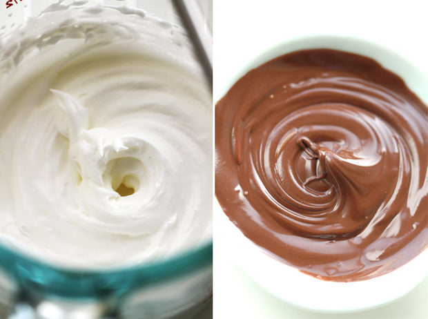 Chocolate Whipped Cream - Eugenie Kitchen