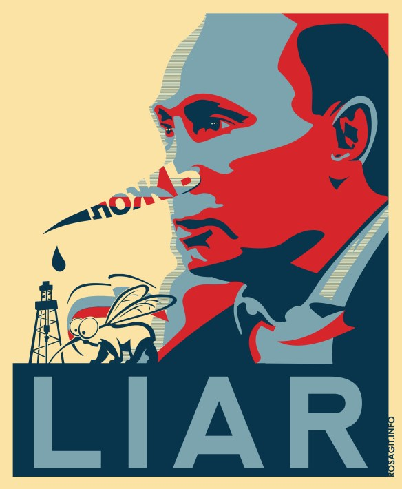 939 original PUTIN the Compulsive Boldface LIAR