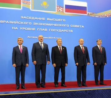 Lukashenko belarus kazakhstan customs union putin