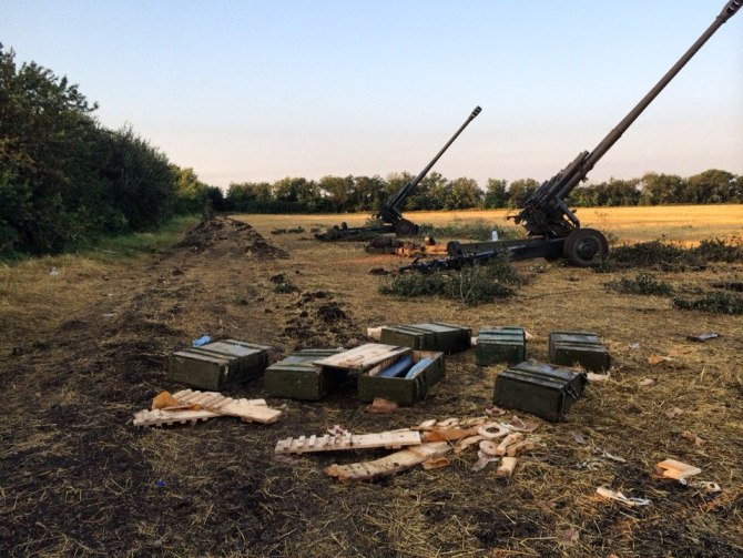 c9INa9wVVFA Russian soldier boasts shelling Ukraine on social network