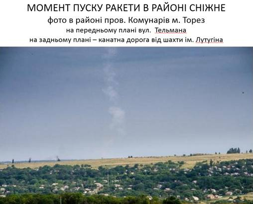 launch Russia attempting to hide proof of involvement in terrorist act in Ukrainian skies   SBU