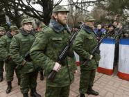 russian military crimea self defense