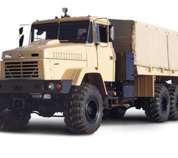 KrAz-6322 6x6 – picture: AutoKrAz