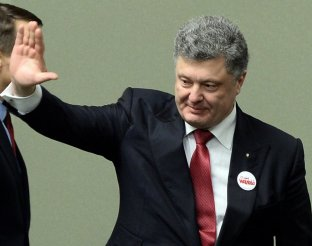 According to A. Illarionov, the Kremlin wants to oust Petro Poroshenko this year (c) AFP / Scanpix