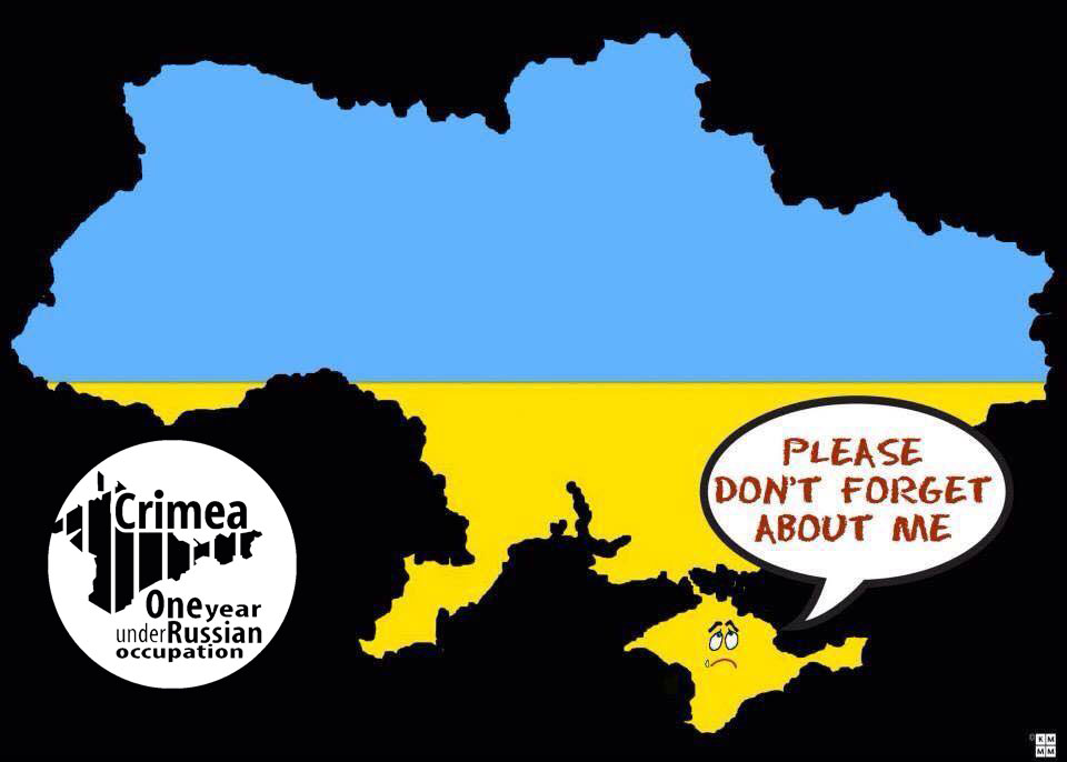 Crimea: Please don't forget about me