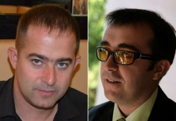 eyran Zinedinov and Timur Shaymardanov disappeared in late May, their destiny has been unknown since then. Photo: Zarinka Topchi and Timur Shaymardanov / VKontakte (via gordon.ua)