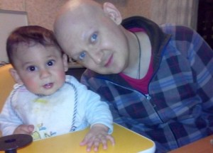 Young father from Dnipropetrovsk (Ukraine) needs your help for his cancer surgery in Israel